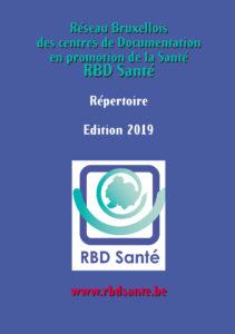 Répertoire RBD Santé 2019